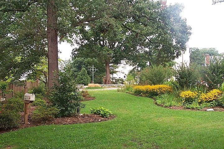 Main Street United Methodist Church Prayer Garden